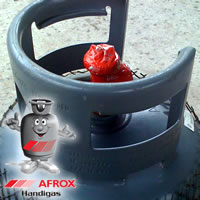 Afrox Gas sales and refilling